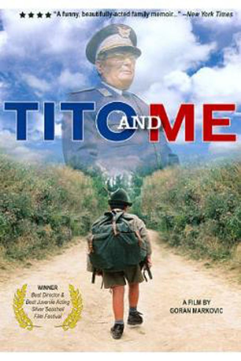 Tito and Me Poster