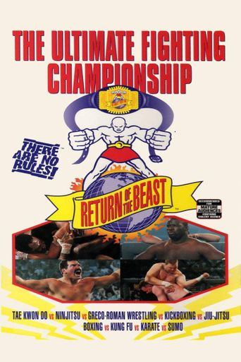 UFC 5: Return Of The Beast Poster