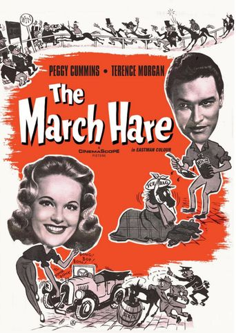The March Hare Poster
