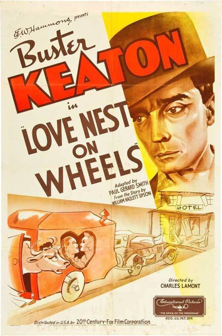 Love Nest on Wheels Poster