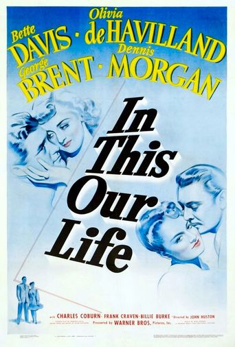 In This Our Life Poster