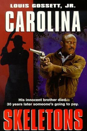 Carolina Skeletons Poster