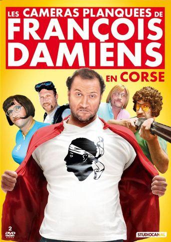 François Damiens - Les Caméras Planquées de François Damiens en Corse Poster