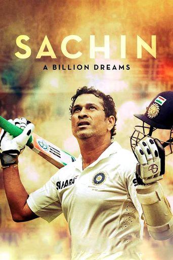 Sachin: A Billion Dreams Poster