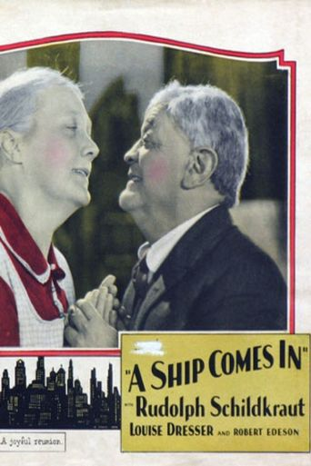 A Ship Comes In Poster
