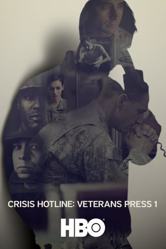 Crisis Hotline: Veterans Press 1 Poster