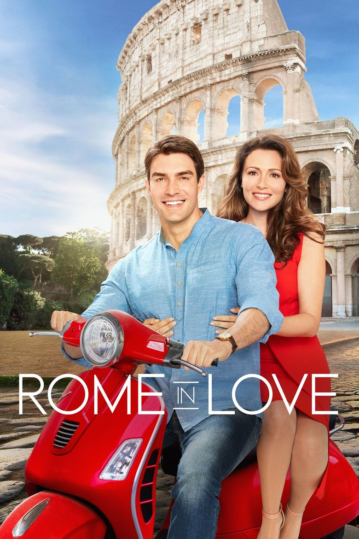 Rome in Love Poster