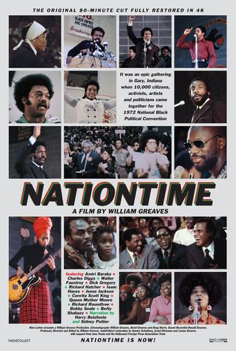 Nationtime Poster