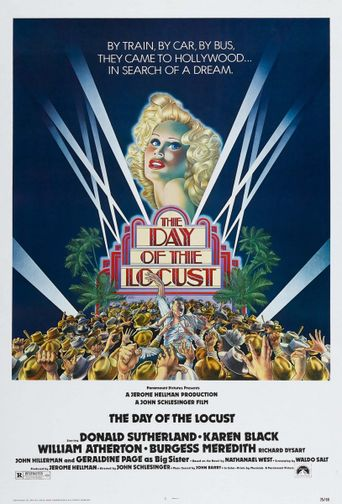 The Day of the Locust Poster