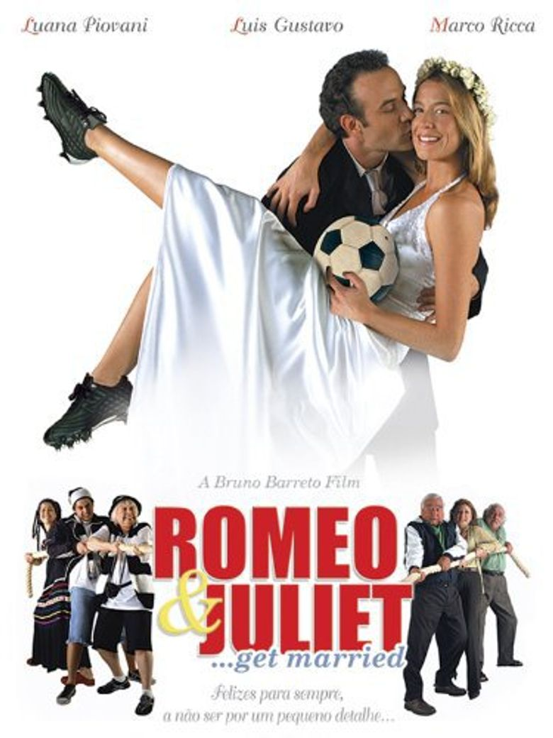 Romeo and Juliet Get Married Poster
