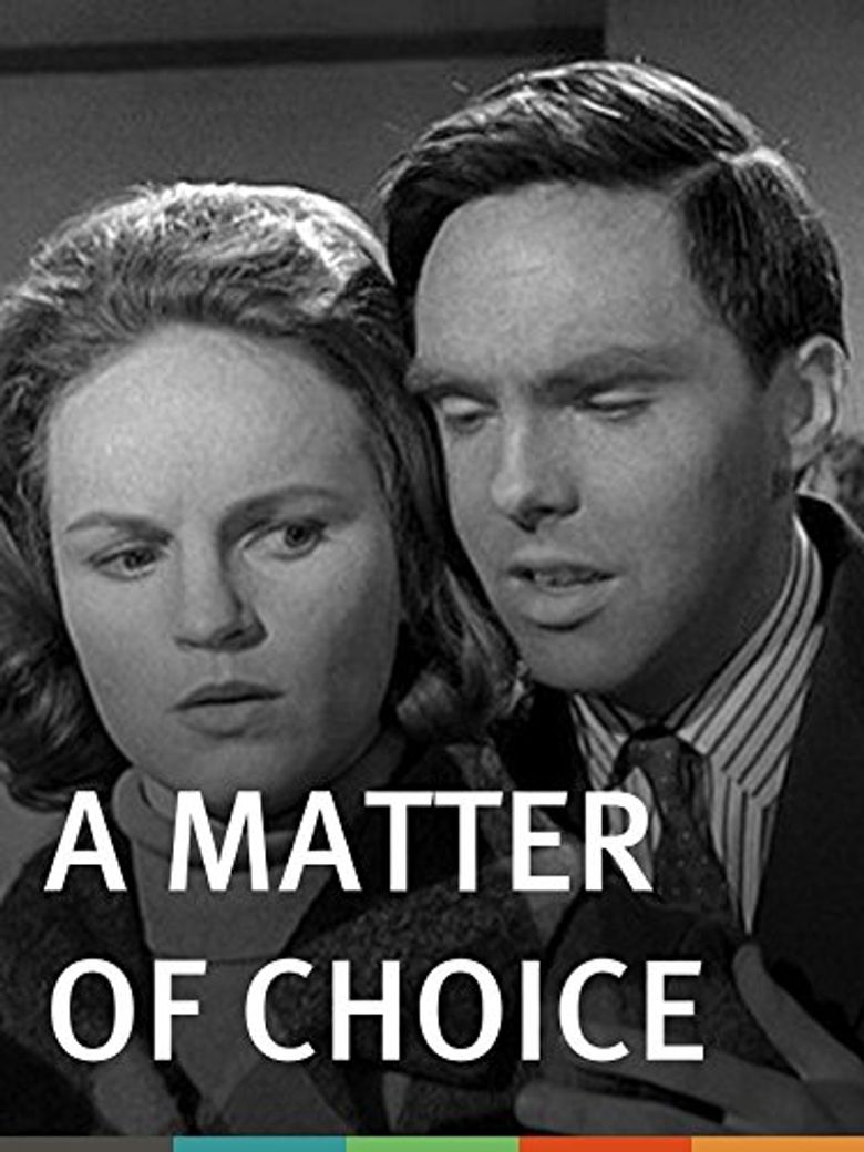 A Matter of Choice Poster