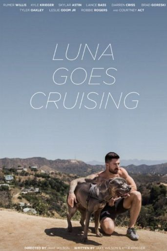 Luna Goes Cruising Poster