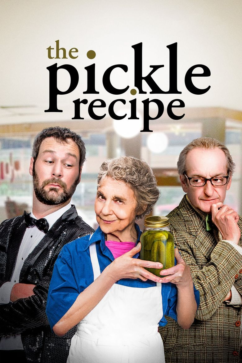 The Pickle Recipe Poster