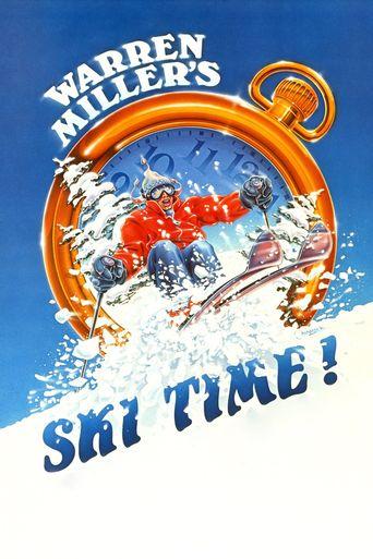 Ski Time Poster