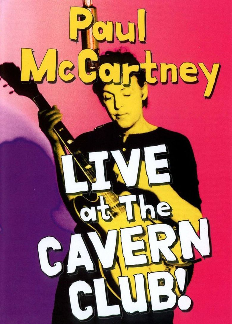 Live At The Cavern Club Poster