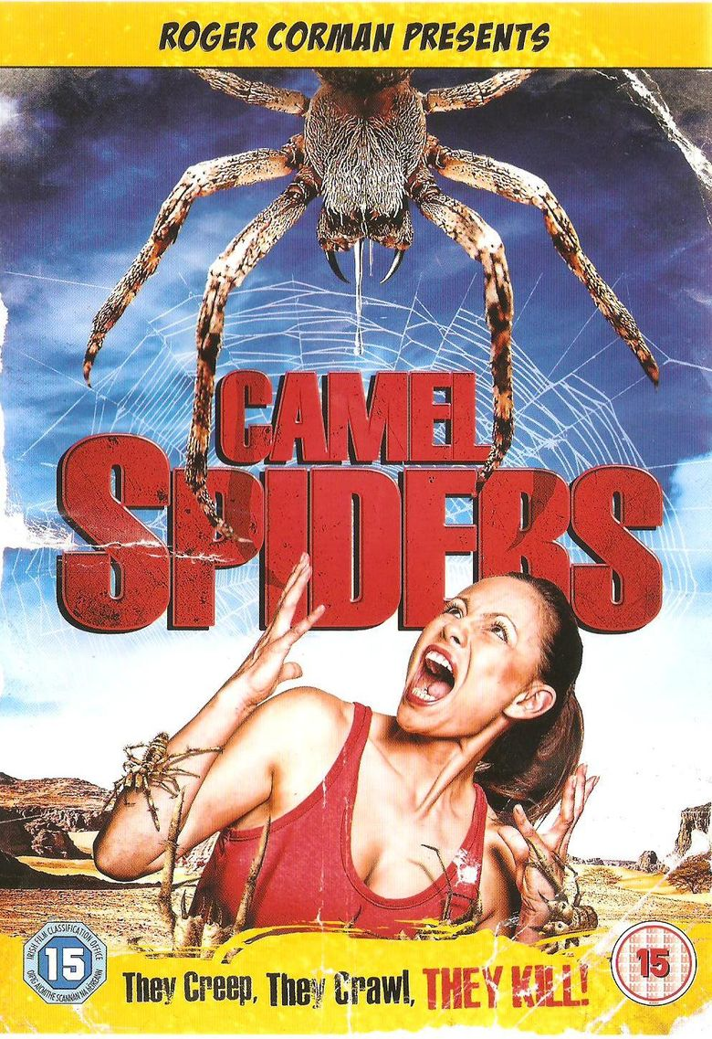 Camel Spiders Poster