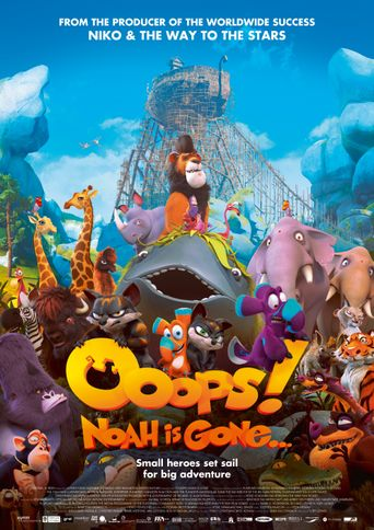 Ooops! Noah is Gone... Poster