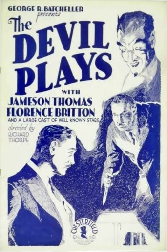 The Devil Plays Poster