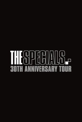 The Specials: 30th Anniversary Tour Poster