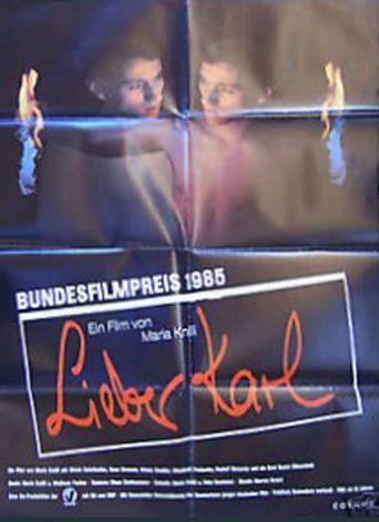 Lieber Karl Poster