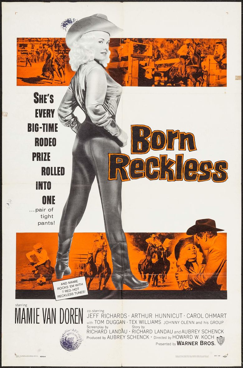 Born Reckless Poster