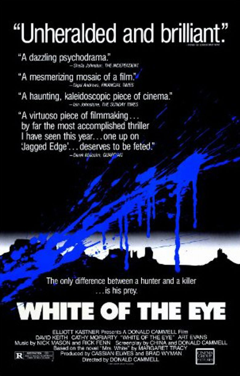 White of the Eye Poster