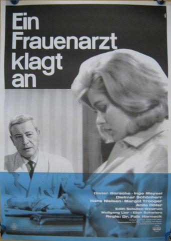 Ein Frauenarzt klagt an Poster