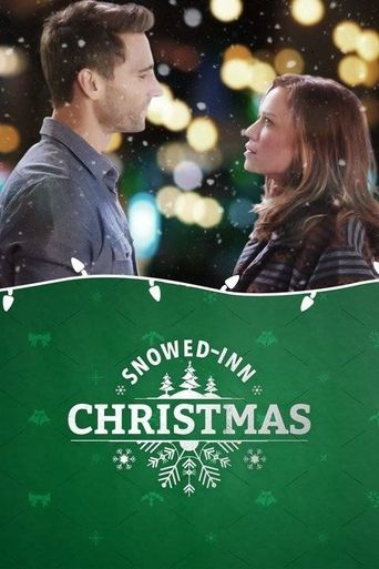 Snowed Inn Christmas Poster