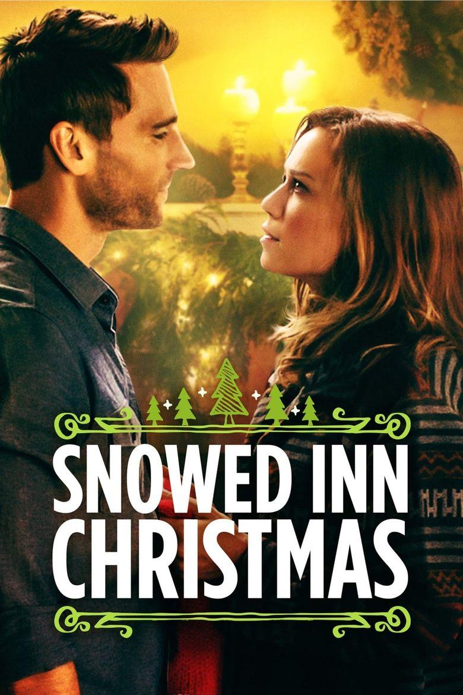 Snowed Inn Christmas Poster