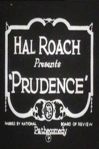 Prudence Poster