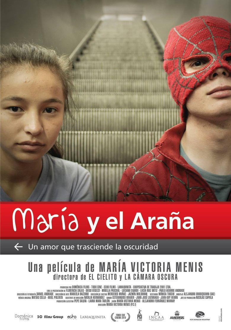María y el Araña Poster