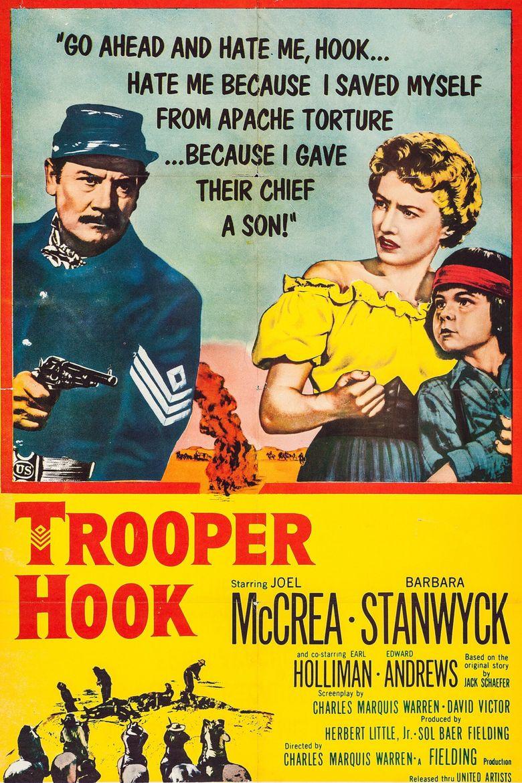 Trooper Hook Poster