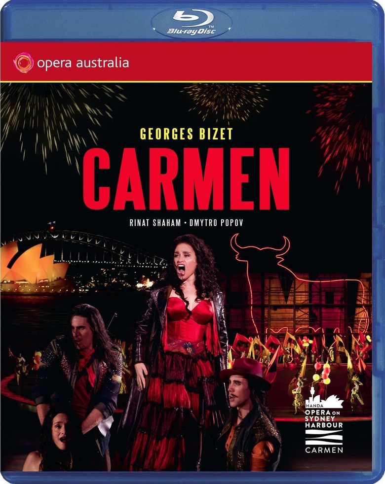 Carmen: Handa Opera on Sydney Harbour Poster