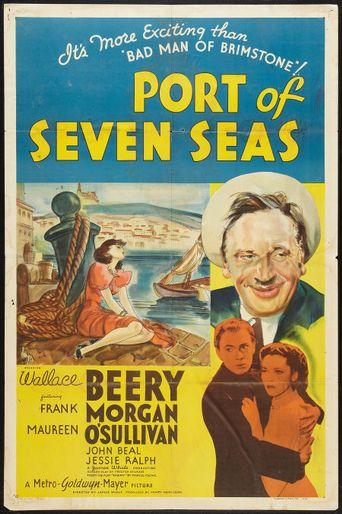 Port of Seven Seas Poster