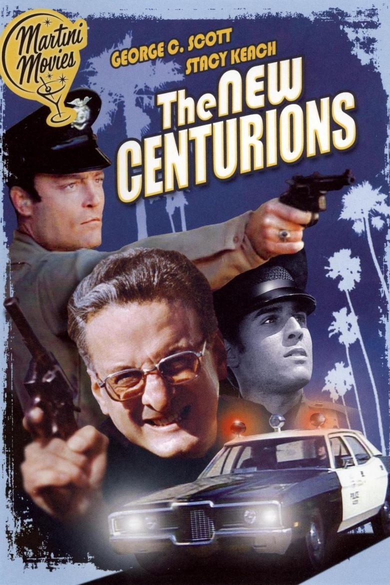 The New Centurions Poster