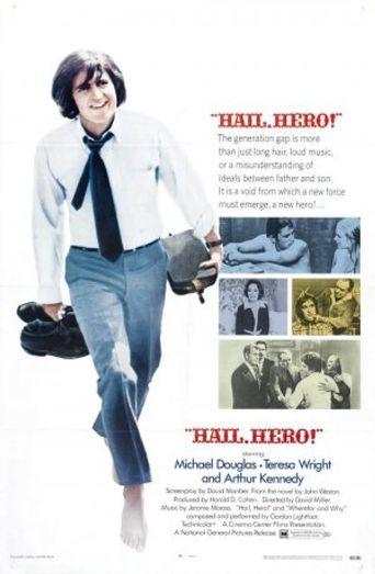 Hail, Hero! Poster