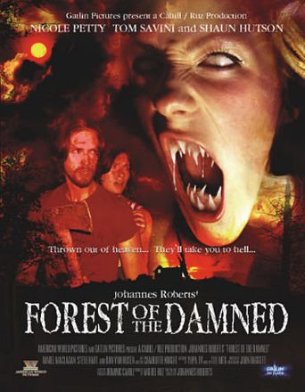 Watch Forest of the Damned