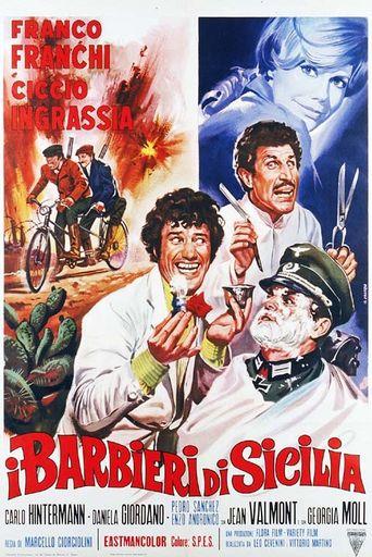 I barbieri di Sicilia Poster