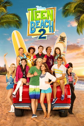 Watch Teen Beach 2