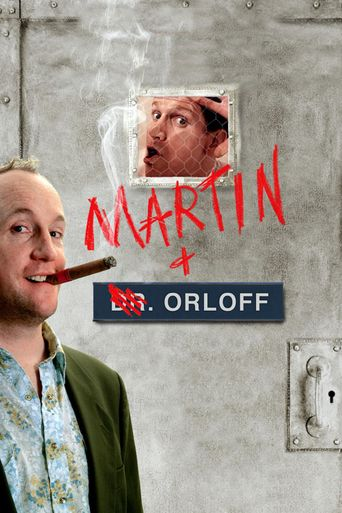 Martin & Orloff Poster