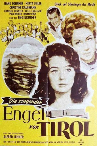 Die singenden Engel von Tirol Poster