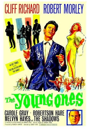 The Young Ones Poster