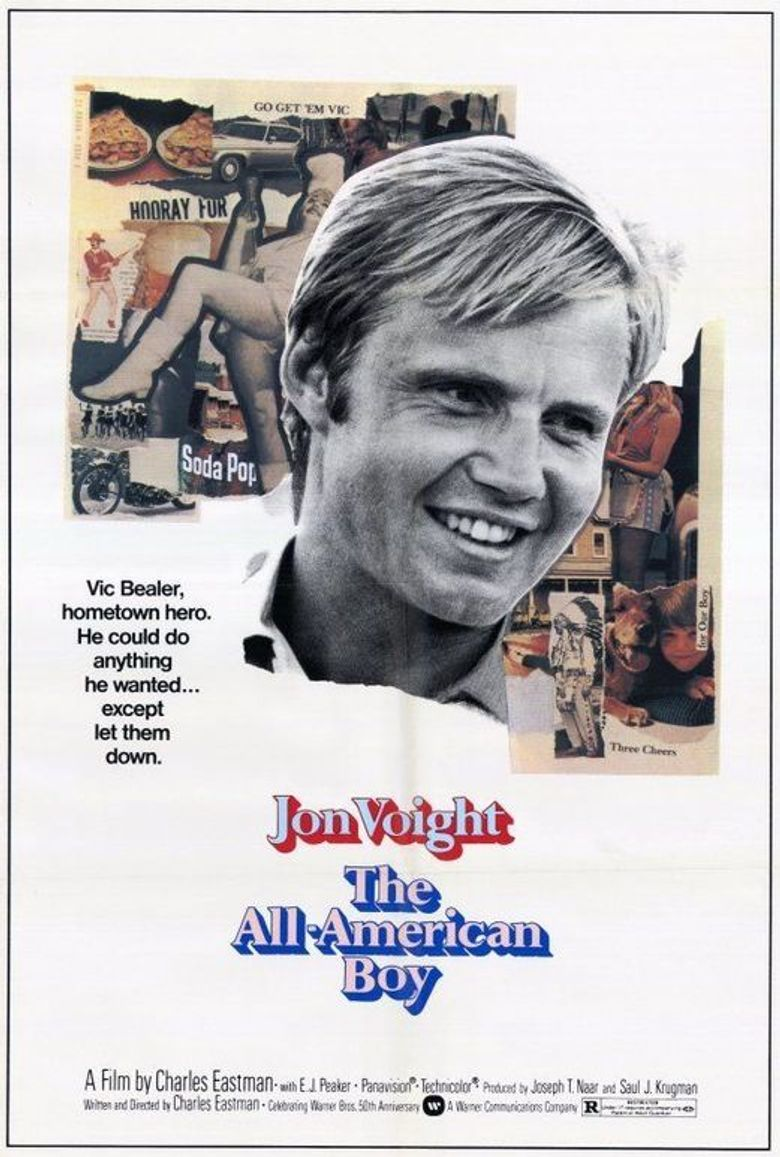 The All-American Boy Poster