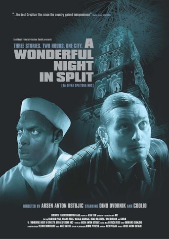 A Wonderful Night in Split Poster