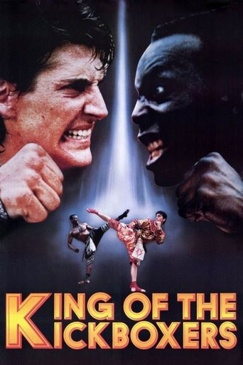 The King of the Kickboxers Poster