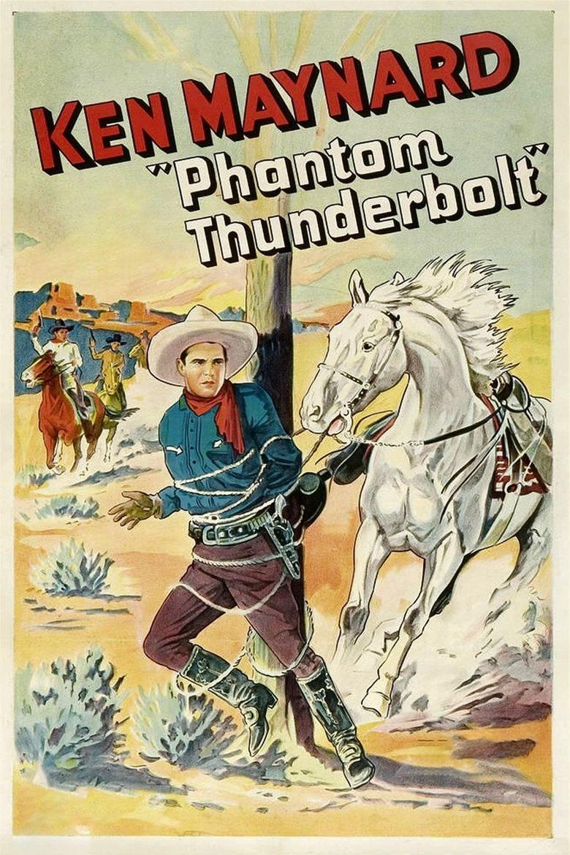 Phantom Thunderbolt Poster