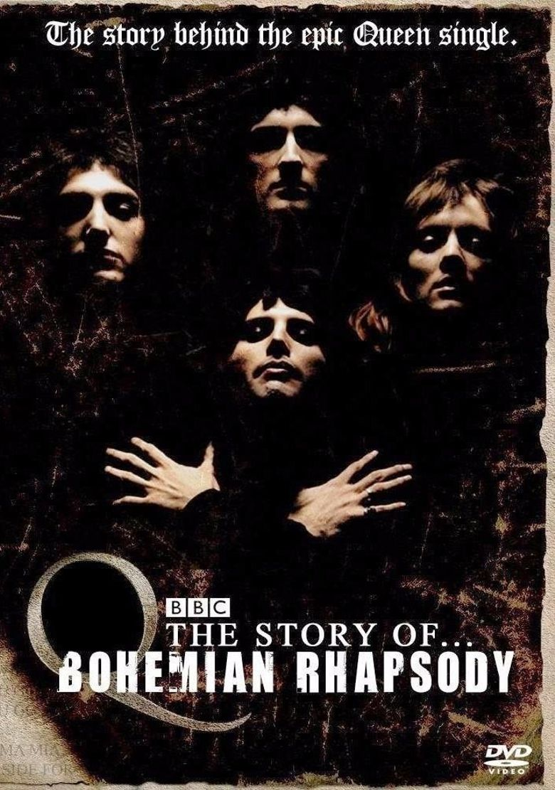 The Story of Bohemian Rhapsody Poster