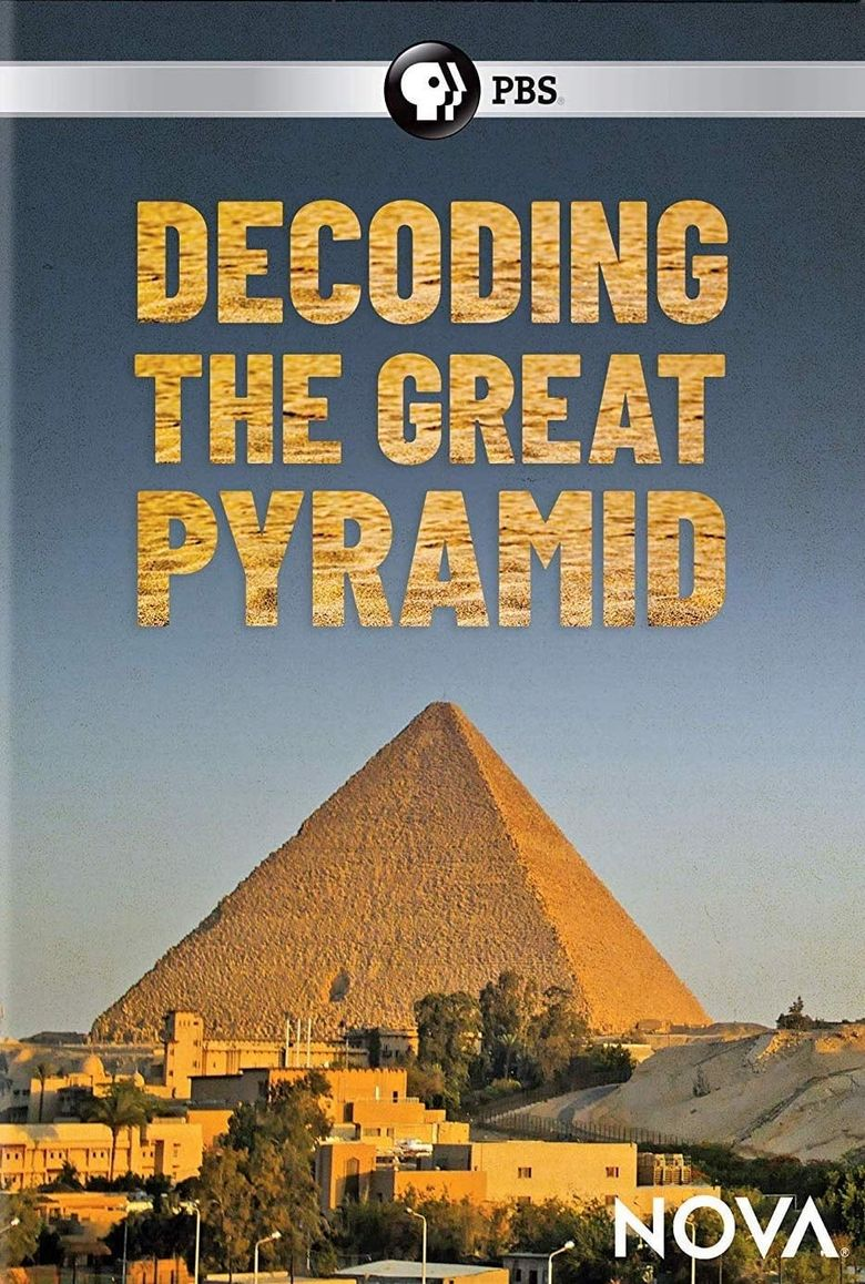 Decoding the Great Pyramid Poster