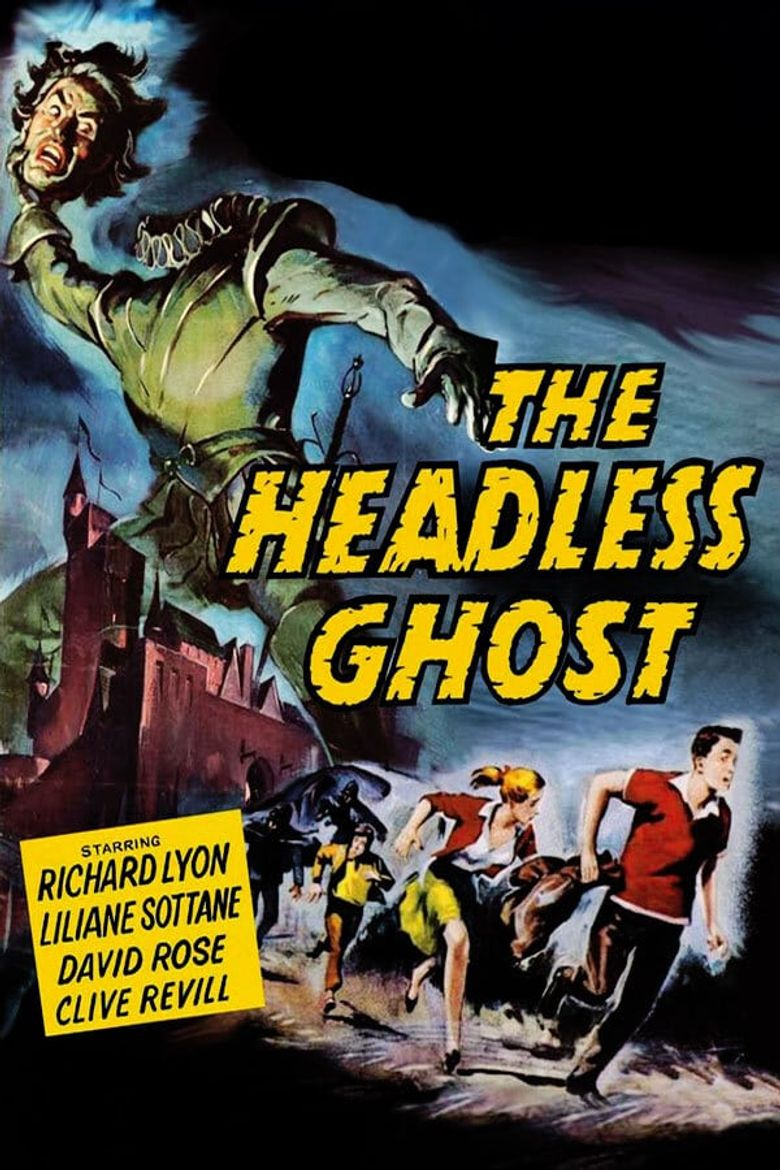 The Headless Ghost Poster
