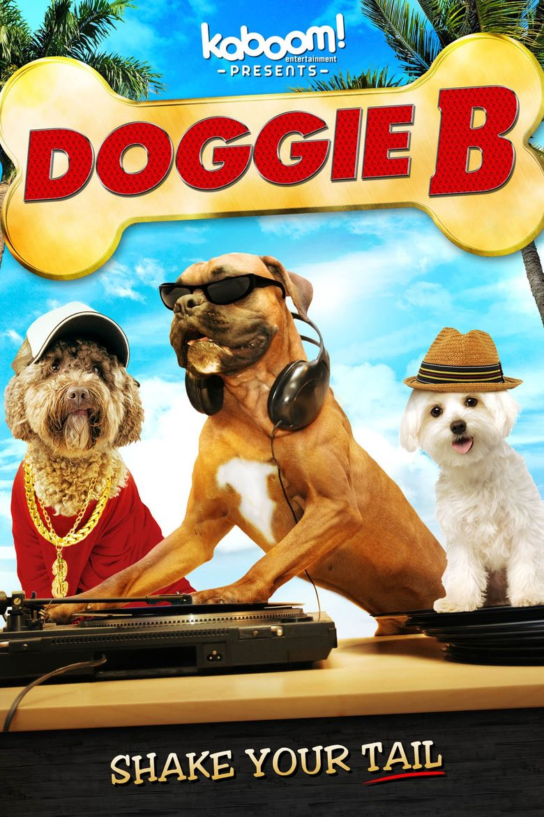 Doggie Boogie - Get Your Grrr On! Poster